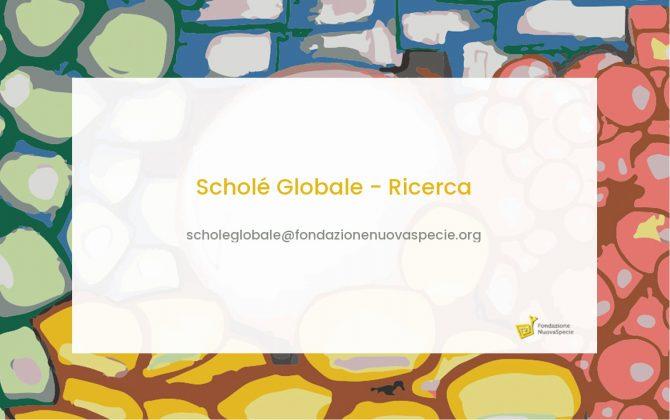 Ricerca – Scholé Globale